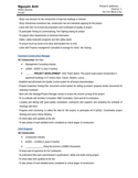 Basic Engineering Manager Resume Page3