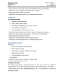 Basic Engineering Manager Resume Page4