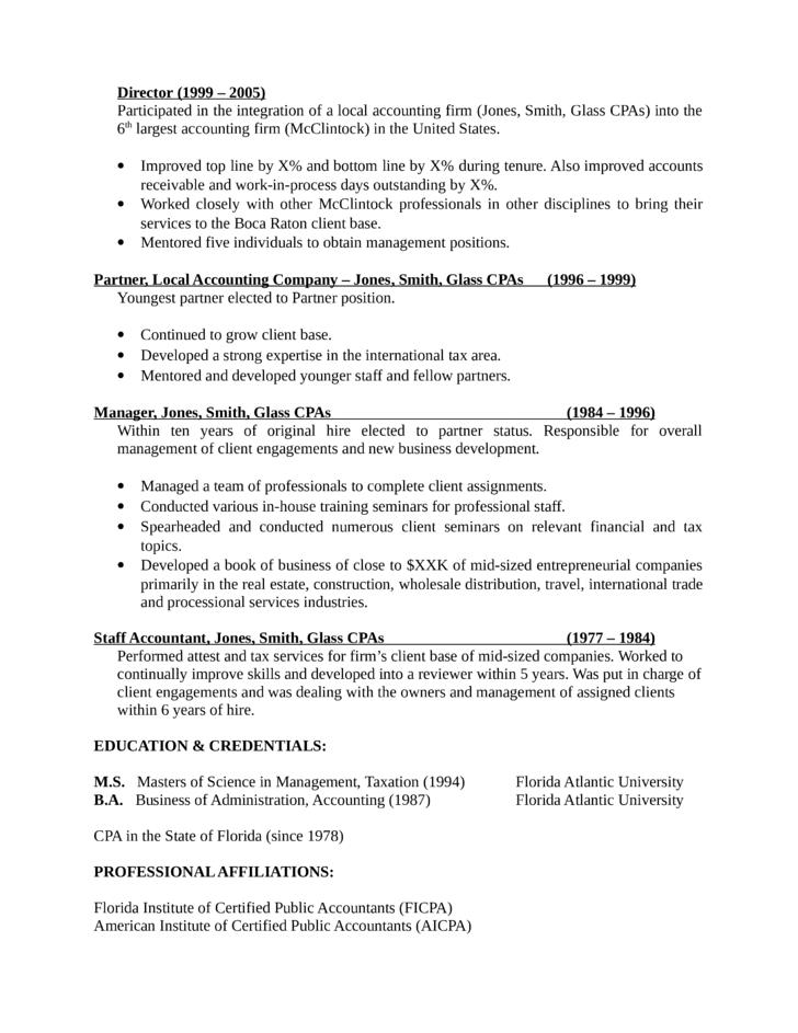 finance resume - wowcircle.tk