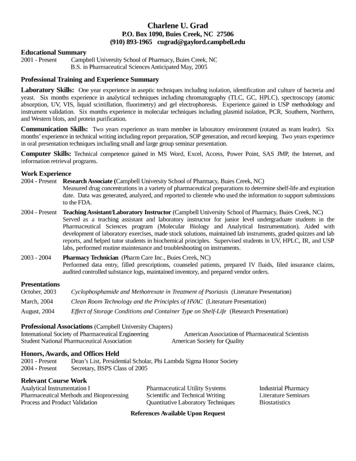 warehouse assistant resume
