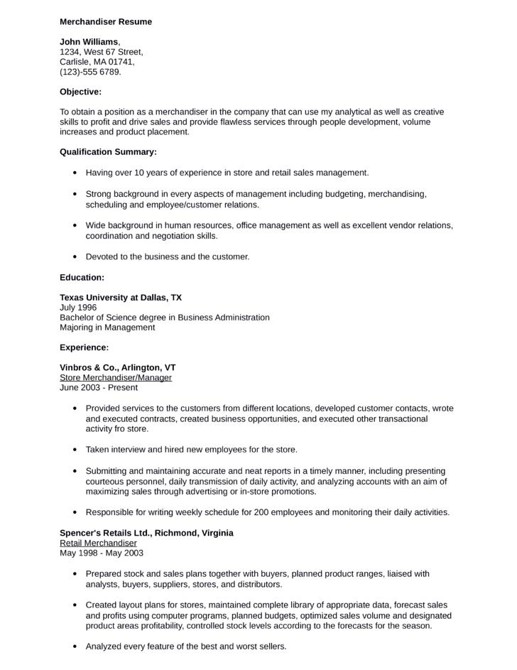 basic order builder resume