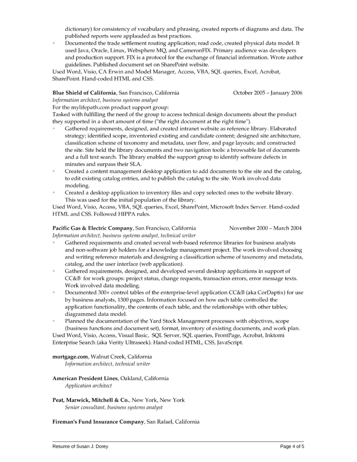 basic-technical-writer-resume-l4 Protocol Job Application Letter Templates on for debswana, microsoft word, personal loan,
