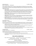 Best Business Analyst Resume Example Page4