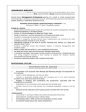 Best Business Development Manager Resume