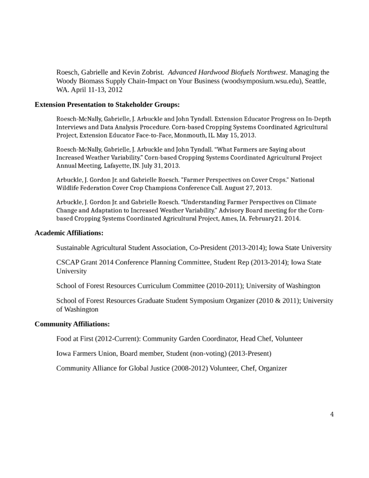 Best Youth Program Coordinator Resume Page4  Program Coordinator Resume