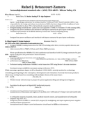 Chronological Design Engineer Resume Page3