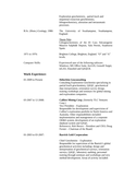 Chronological Geologist Resume Example Page2