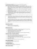 hr consultant resume hr consultant resume