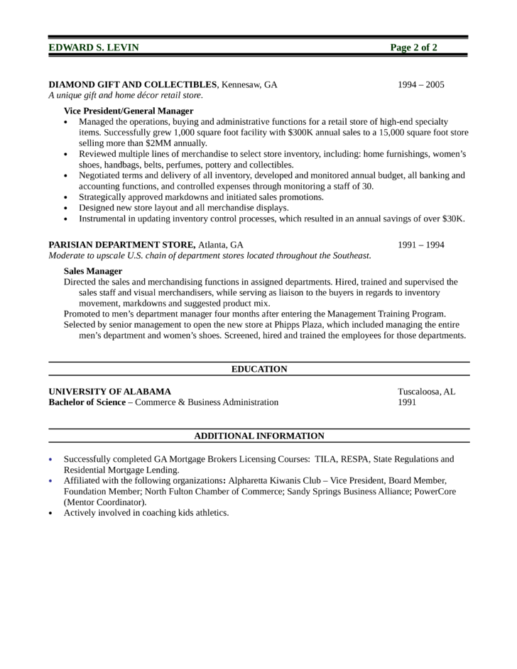 Mortgage Underwriter Resume Resume Examples  Mortgage Underwriter Resume