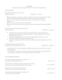 College Litigation Attorney Resume