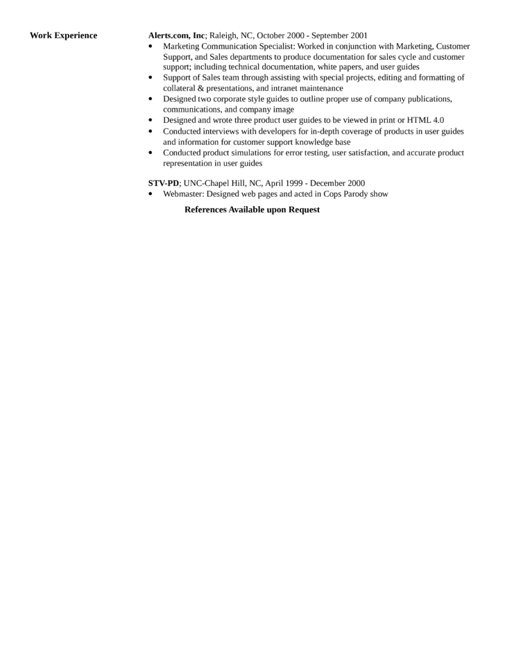 Sales Manager Sample Resume Executive Writer For Operations