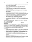 Combination Business Analyst Resume Template | page 2