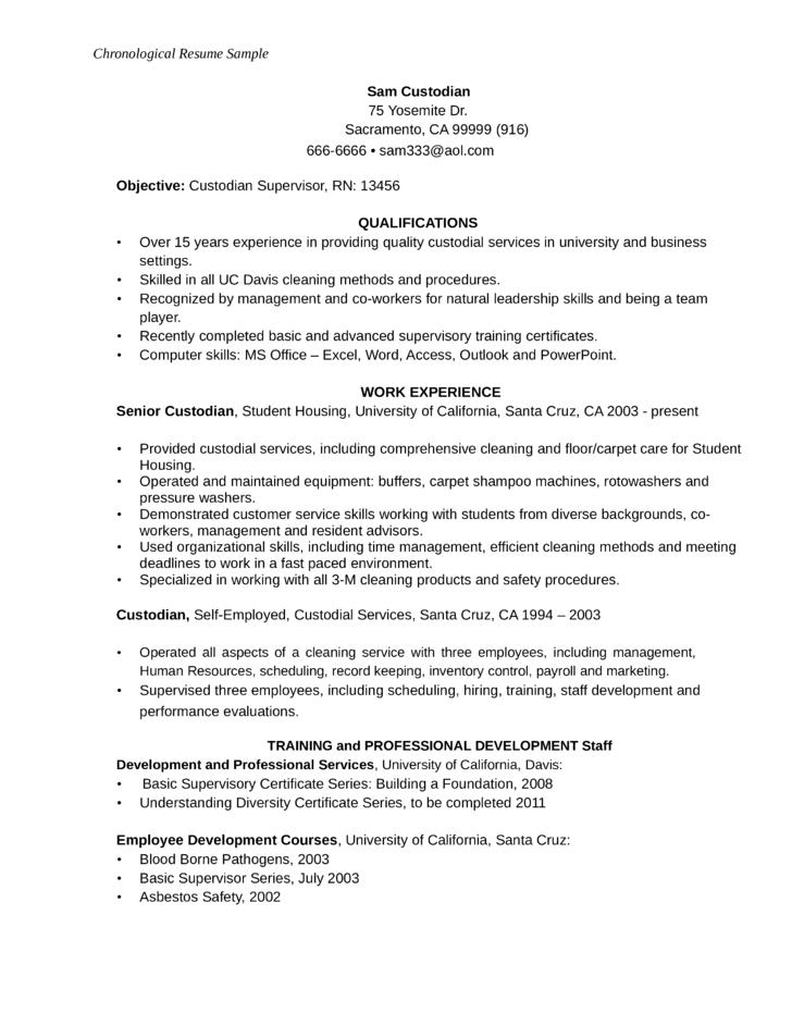 Autosys resume