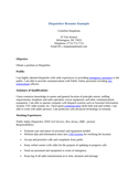 35 transportation logistics jobs resume templates and