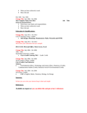 Combination Maintenance Technician Resume