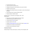 office manager bookkeeper resume templates and resume samples free