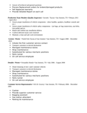entry level freshers greeter resume page2 - Sample Greeter Resume