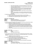 Executive Business Process Analyst Resume Page11