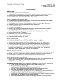 High Quality Executive Business Process Analyst Resume