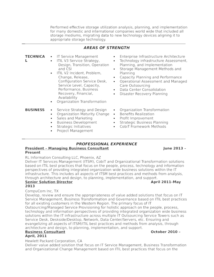 executive customer service manager resume page3 - Customer Support Executive Resume