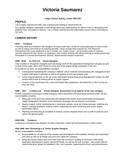 Executive Designer Resume