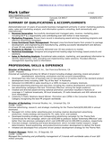 Executive Director Of Marketing Resume Example