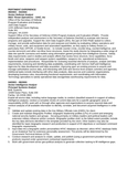 Executive Intelligence Analyst Resume Template Page 4