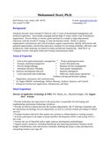 Executive IT Director Resume