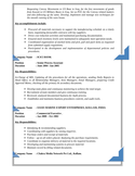 Executive Logistics Manager Resume Page6