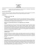 Executive Manager Resume