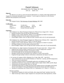 Executive Network Administrator Resume Example