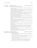 Executive Test Engineer Resume Page2