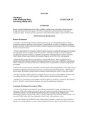 Executive Zoning Specialist Resume