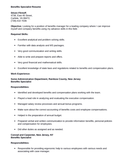 Functional Benefits Specialist Resume