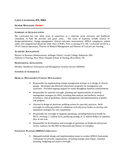 Functional Director Of Nursing Resume