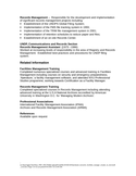 Functional Facilities Manager Resume