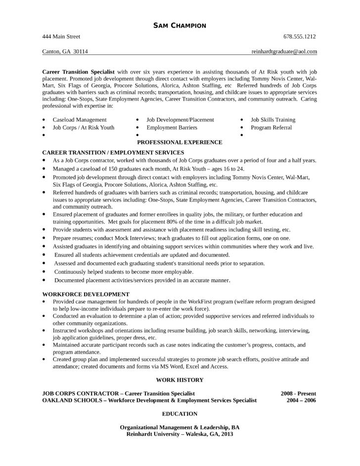 resume templates youth 53 images functional youth care