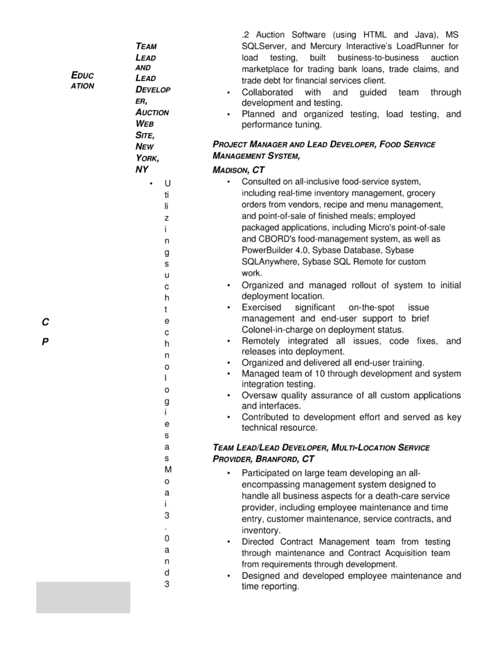 Best Acquisition And Contract Management Resume Photos - Best Resume ...