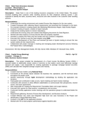 Professional Analyst Resume Page3