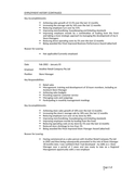 Professional Assistant Store Manager Resume