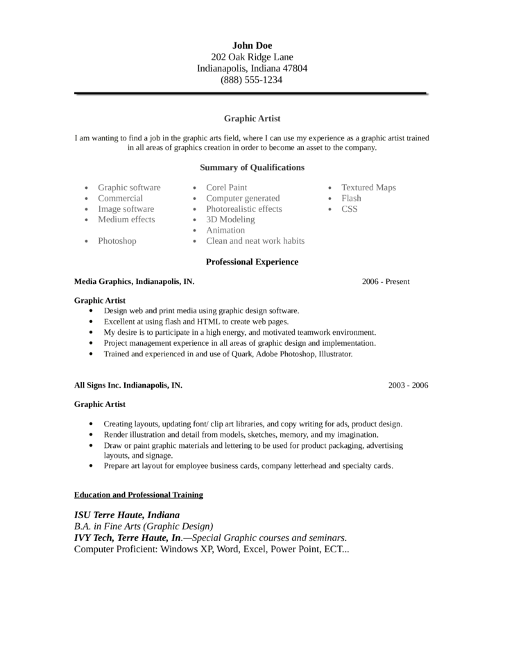 fine art resume sample skills resume management skills
