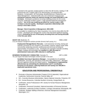 Professional HR Representative Resume Page3