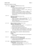 beautiful steward resume sle contemporary simple