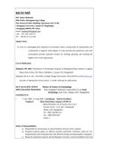 Professional National Sales Manager Resume
