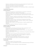 Professional Pharmacist Resume Page3