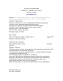 Professional Pharmacy Technician Resume