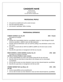 Professional Regional Sales Manager Resume