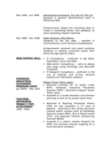Professional Sales Assistant Resume Page2