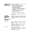 Professional Sales Assistant Resume Page3