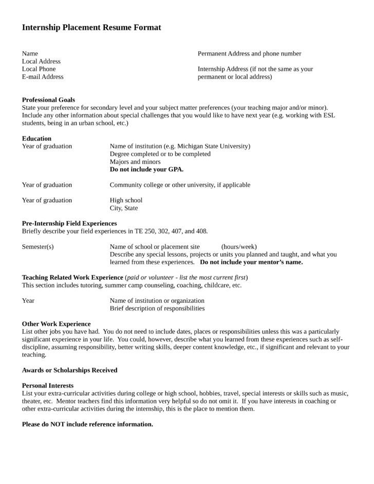 Free Sample Of A Teaching Resume Administrator Principal S Resume Sample  Page  Resumes For Educators